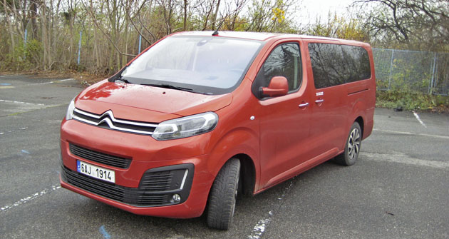 Citroën Spacetourer Business XL 2.0 BlueHDI 180 EAT6