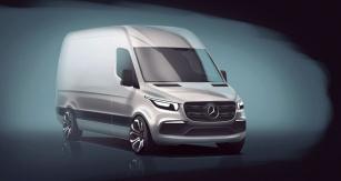 Nový Mercedes-Benz Sprinter