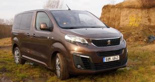 Peugeot Traveller Allure Compact Dangel 4x4