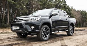 Toyota Hilux 50 Chrome edition