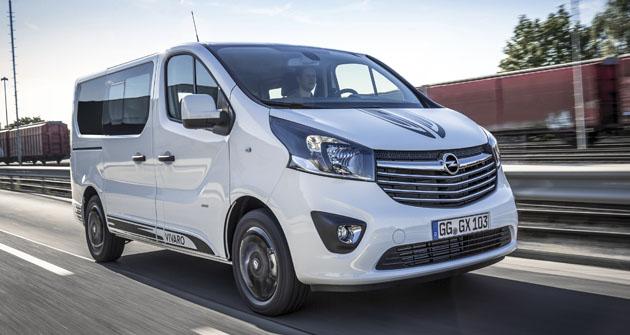 Opel Vivaro Sport L2H1