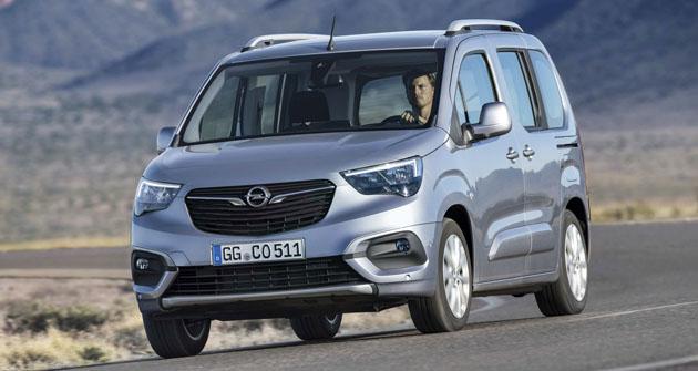 Opel Combo Life páté generace