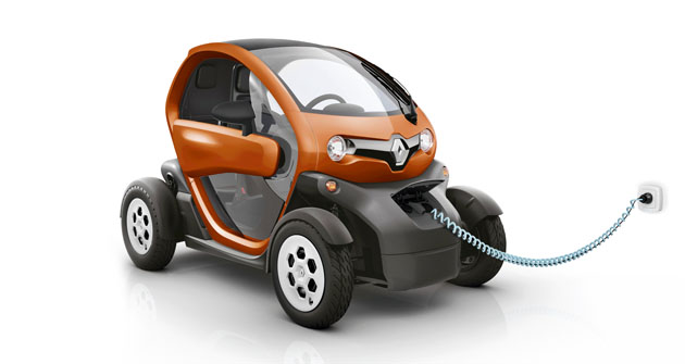 Elektrický Renault Twizy bude vnabídce i ve verzi Cargo