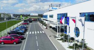 Koyo Bearings Česká republika.