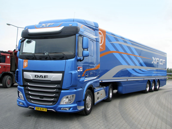 DAF XF 480 – TRUCK OF THE YEAR 2017 | Trucker