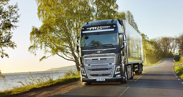 ­Volvo FH