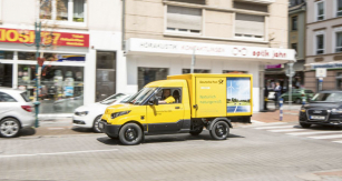 Kdnešnému dňu jazdí pocestách 5000 elektrododávok StreetScooter zDeutsche Post DHL Group.
