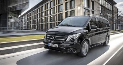 Mercedes-Benz Vito s novými motory