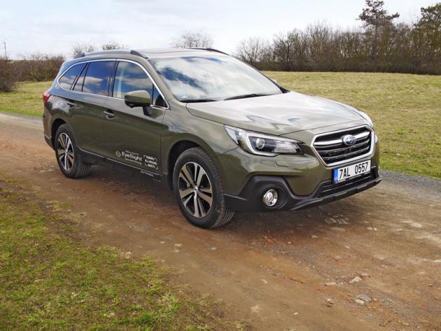 Subaru Outback Sport ES Lineartronic