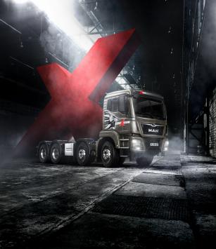 Nové modely souhrnně označované jako XLION jdou napříč všemi modelovými řadami nákladních vozidel MAN.