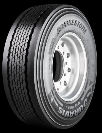 Nová pneumatika Bridgestone Duravis pro návěsy.