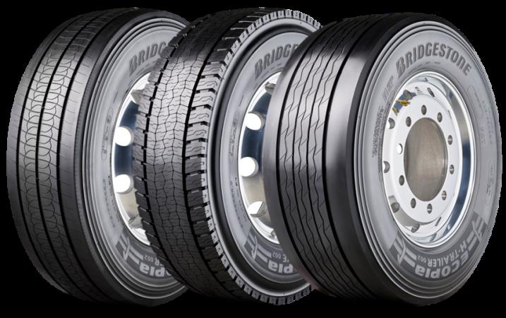 Bridgestone představuje nejnovější generaci hospodárných pneumatik Ecopia.