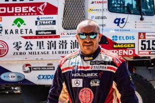 Martin Koloc vysvětlil změny v Tatra Buggyra Racing týmu a jeho ambice v blízké budoucnosti.