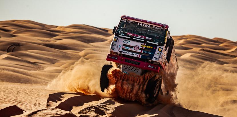Martin Šoltys má svoji zákaznickou účast na Rallye Dakar 2020 v týmu Tatra Buggyra Racing jistou.