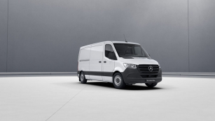 Mercedes-Benz Sprinter Worker.