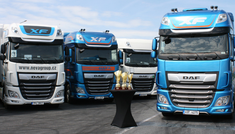 DAF International Challenge 2019.