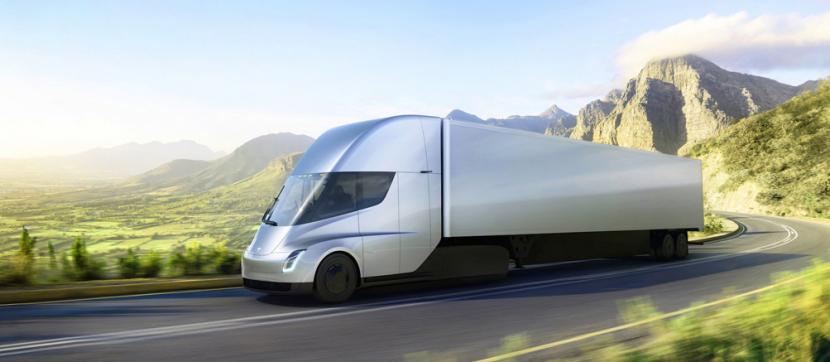 Tesla Semi, další pohádka Elona Muska či reálný projekt s praktickým využitím?