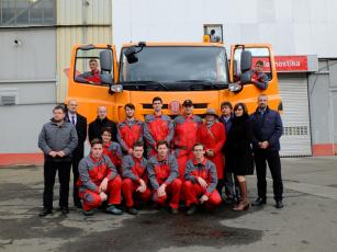 "Projekt ""Tatra do škol"" odstartoval v loňském roce, letos započne jeho již druhý ročník."