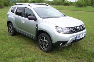 Dacia Duster II s motorem 1.5 dCi 4x4 s výbavou Techroad