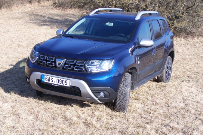 Dacia Duster II 1.5 Blue dCi Techroad