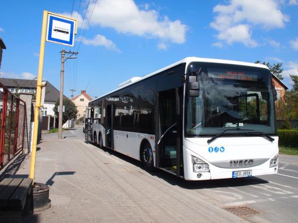 Autobus Iveco Crossway Low Entry