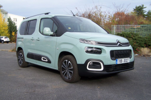 Citroën Berlingo 1.5 BlueHDi Shine