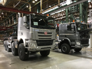 Tatra Trucks si vede letos velmi dobře.