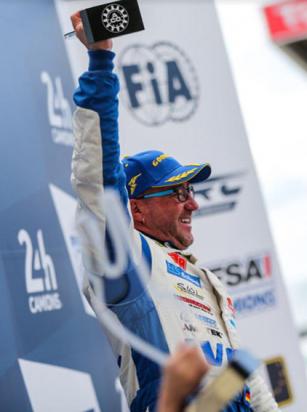 Jochen Hahn je po šesté mistrem Evropy v závodech tahačů na okruzích FIA.