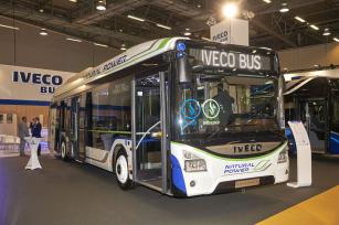 Velká zakázka na autobusy s motory na bioplyn.