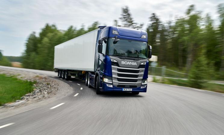 Vozidla Scania mají nyní také motory DC13 s maximálním výkonem 540 k.
