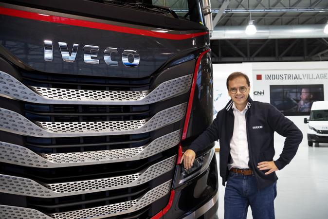 Thomas Hilse  - od 1.11. 2019 prezident značky Iveco.