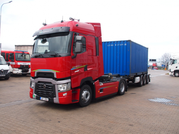 Renault T 44 High 4x2 Euro 6
