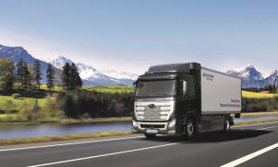 Truck Innovation Award 2020 - Hyundai Hydrogene mobility