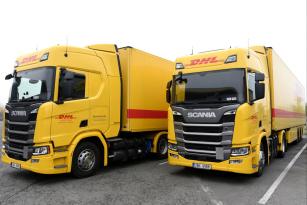 DHL nasazuje do provozu kamiony na stlačený zemní plyn.