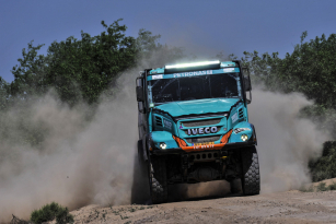 PETRONAS De Rooy IVECO připraven na Dakar 2020.