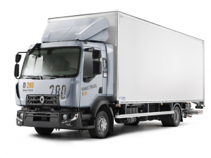 Renault Trucks D modelový rok 2020.