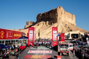 Tatra Buggyra Racing v cili Rallye Dakar 2020.