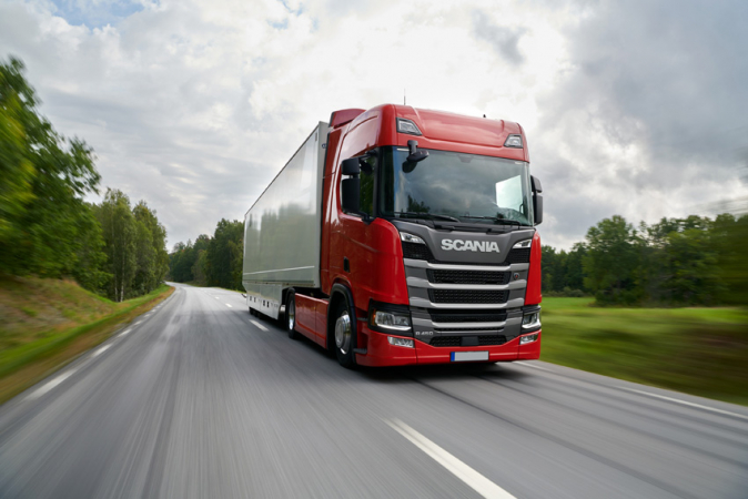 SCANIA CO2NTROL CUP 2020.