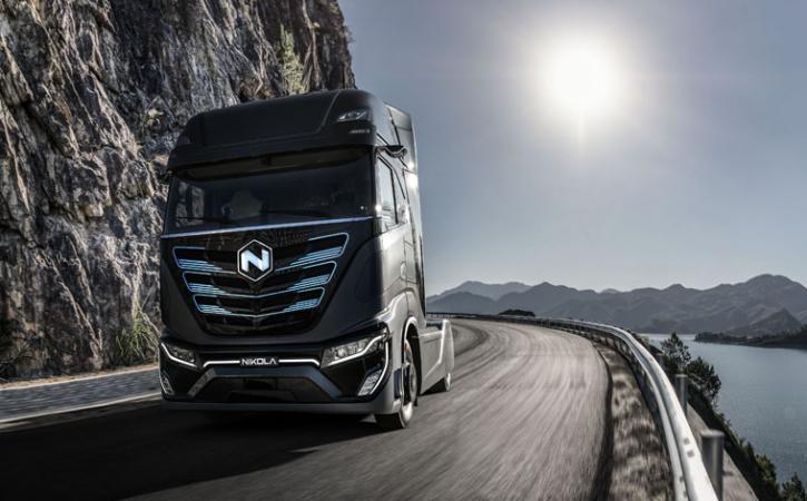 Nikola TRE bude sjíždět z výrobní linky Iveco v německém Zlmu.
