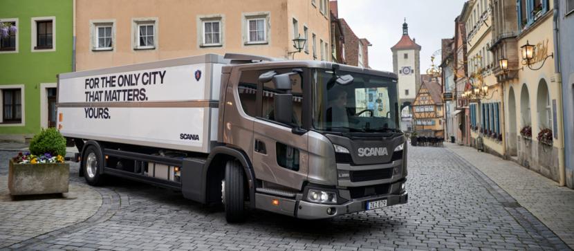 Scania řady L nyní se sedmilitrovým šestiválcem.
