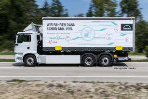 MAN má v nabídce čistě elektrický nákladní vůz s celkovou hmotností 26 t.