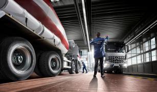 Daimler Trucks servis 1