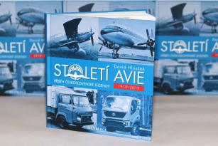 Kniha Století Avia