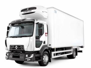 Renault Trucks pro Červený kříž
