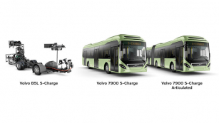 Volvo Buses S-Charge