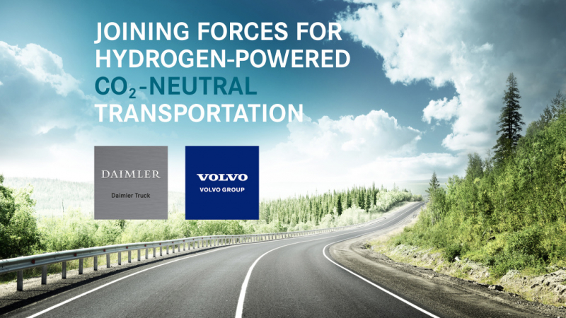 Volvo Group a Daimler Truck AG