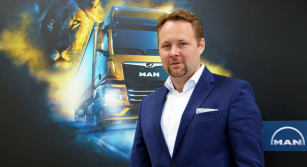 Pan Jan Kohlmeier pracuje pro značku MAN od roku 2004.