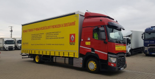 Renault Trucks T 460 P-Road