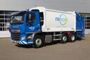 DAF CF pro společnost Renewi.