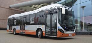 Volvo Buses 7900 Hybrid
